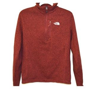 Men's Northface Gordon Lyons pullover fleece